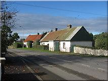 O1374 : Vernacular houses, Donacarney, Co. Meath by Kieran Campbell
