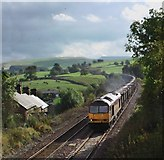 NY7209 : Settle and Carlisle Railway Line by Don Burgess