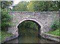 SJ9151 : Bridge No 26, Caldon Canal, Stockton Brook, Staffordshire by Roger  Kidd