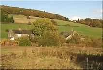 SE1219 : Lower Burn Farm, Fixby by Humphrey Bolton