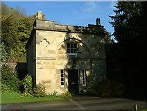 SK2957 : Gate lodge - Willersley Castle, Cromford by J147