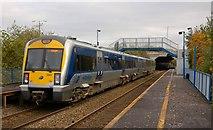 J3574 : Bridge End station, Belfast (2) by Albert Bridge