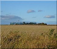 TA0114 : Reservoir near Worlaby by David Wright