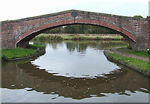 SJ9922 : The Last Bridge, Great Haywood, Staffordshire and Worcestershire Canal by Roger  Kidd