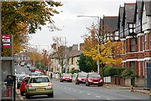 J3673 : The Bloomfield Road, Belfast by Albert Bridge