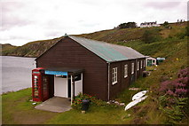 NB9908 : Summer Isles Post Office by Ian Capper