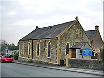 NY0130 : Seaton Methodist Chapel by Alexander P Kapp
