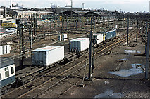 TQ2182 : Special at Willesden Junction by Martin Addison
