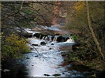 SK1985 : River Derwent by Stephen Burton