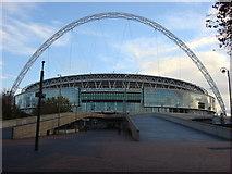 TQ1985 : Wembley Stadium by Oxyman