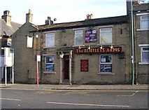 SE1431 : The Bentleys Arms - Great Horton Road by Betty Longbottom