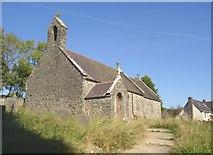SN0923 : St Non's Church, Llanycefn by Humphrey Bolton