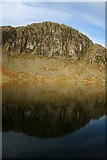 NY2807 : Pavey Ark And Stickle Tarn. by Steve Partridge