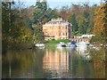 SU8284 : Harleyford Manor by Andrew Smith
