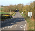 TM1651 : Ashbocking Road leaving Henley by Andrew Hill