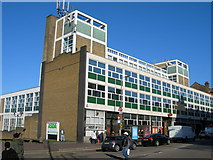 TQ2775 : Battersea Post Office, Lavender Hill, SW11 by Danny P Robinson