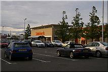 NT2274 : Craigleith Retail Park by Mike Pennington