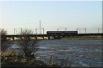 NY3564 : River Esk by Don Burgess
