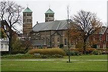 NZ4918 : Sacred Heart Church, Linthorpe Road by Mick Garratt