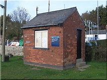 SO6501 : Lydney Dock Building, Lydney Harbour by Nick Mutton