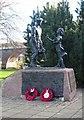 NO1123 : War Memorial by Lis Burke