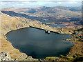 SH6644 : Llyn Stwlan by George Tod