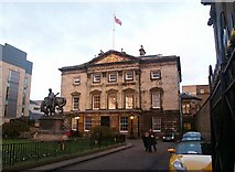 NT2574 : Royal Bank of Scotland by Simon Johnston
