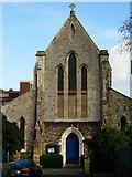 TQ3283 : Holy Trinity Church, Hoxton by Stephen McKay