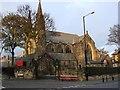 NZ2468 : St Charles R.C. Church, Gosforth by Bill Henderson