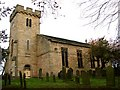 NZ1855 : The Church of St Margaret of Antioch , Tanfield by Bill Henderson