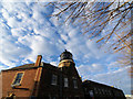NT2377 : Granton lighthouse by Steve  Fareham