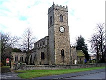 NZ1647 : All Saints Church, Lanchester by Bill Henderson