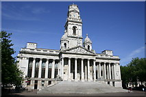 SU6400 : Portsmouth Guildhall by Stuart Cann
