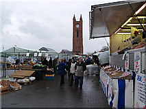NZ5019 : North Ormesby market by Stephen McCulloch