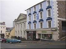 SM9515 : High Street, Haverfordwest by Humphrey Bolton