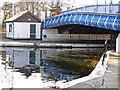 TQ2681 : Grand Union Canal, Paddington by Stephen McKay