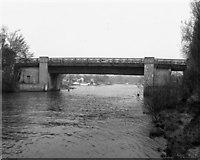TQ0866 : Eastern bridge over Desborough Cut by Dr Neil Clifton
