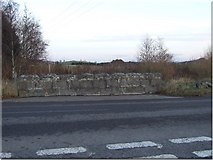 NJ6201 : Junction of Waulkmill road with the B993 by Stanley Howe
