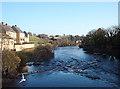 NZ0415 : River Tees, Barnard Castle by michael ely