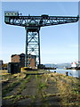 NS2975 : James Watt Dock Titan crane by Thomas Nugent