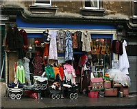 ST7565 : 2007 : The New Curiosity Shop, Bath by Maurice Pullin