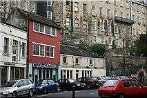 ST7565 : 2007 : Walcot Street Shopping, Bath by Maurice Pullin