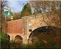 SK5907 : Loughborough Road crossing the River Soar near Redhill Roundabout by Wesley Trevor Johnston