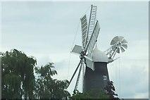 TF1443 : Heckington Windmill by Margaret Morgan