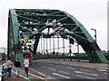 NZ3957 : Wearmouth Bridge by Eric Harlow