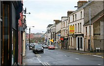 J5081 : Gray's Hill, Bangor by Albert Bridge