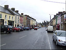 N6796 : Main Street, Bailieborough, Co. Cavan by Jonathan Billinger