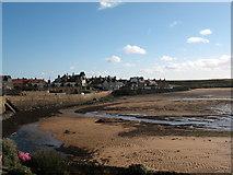 NT4999 : Elie seafront by Gordon Hatton
