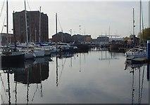 TA0928 : Hull Marina by Peter Church