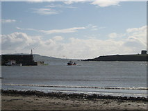 O2756 : Loughshinny Harbour by Colm O hAonghusa
